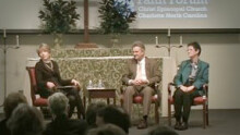 Clergy Panel: Post Traumatic Growth