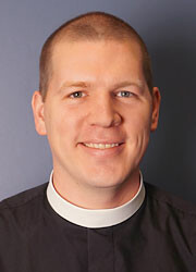 September 24, 8:45 AM Contemporary Eucharist, The Reverend Matt Holcombe