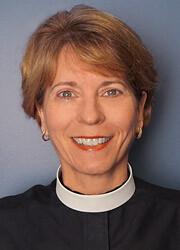 December 11, 8:45 AM Contemporary Eucharist, The Reverend Lisa Saunders