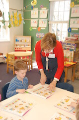 CCK Kindergarten Program Page