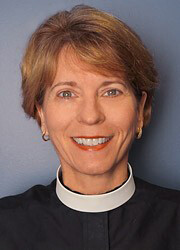 August 21, 2016 10:30 AM Holy Eucharist. The Reverend Lisa Saunders